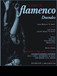 duendes a night of flamenco for date night sacramento