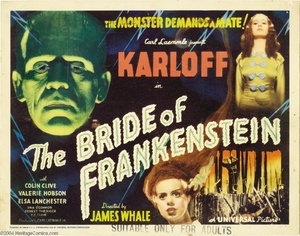 bride of frankenstein is date night sacramento